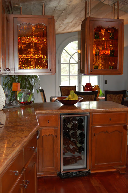 My Custom Kitchen Cabinet Design