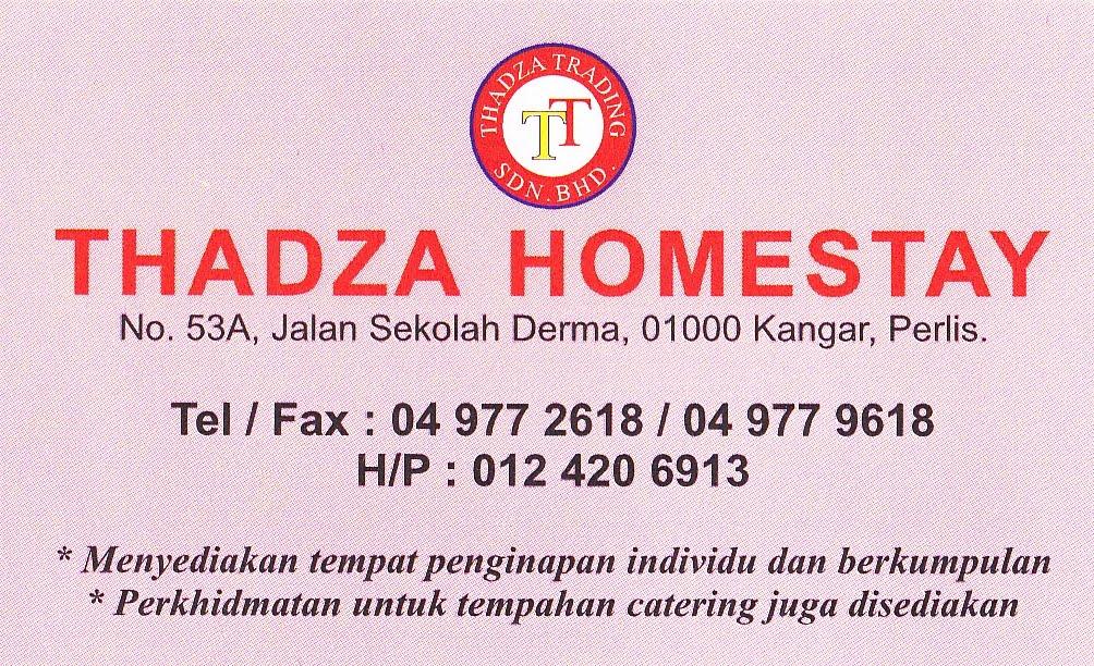 Thadza Homestay