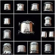A Napkin Ring Mosaic