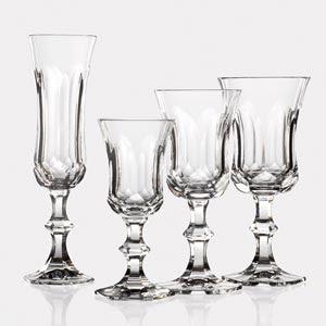 Save the date i bicchieri - Disposizione bicchieri in tavola ...