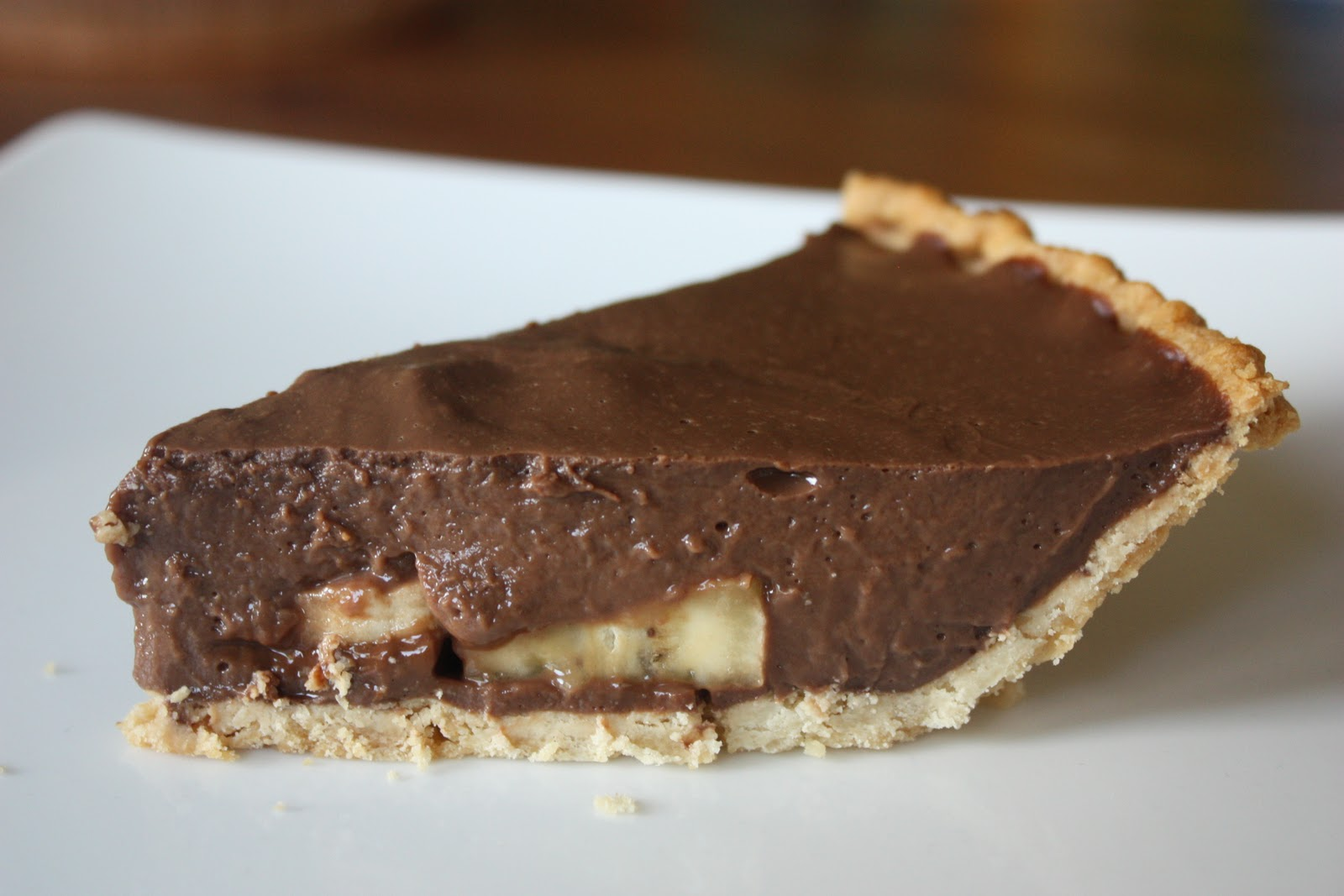 Chocolate Pudding Pie Recipes — Dishmaps