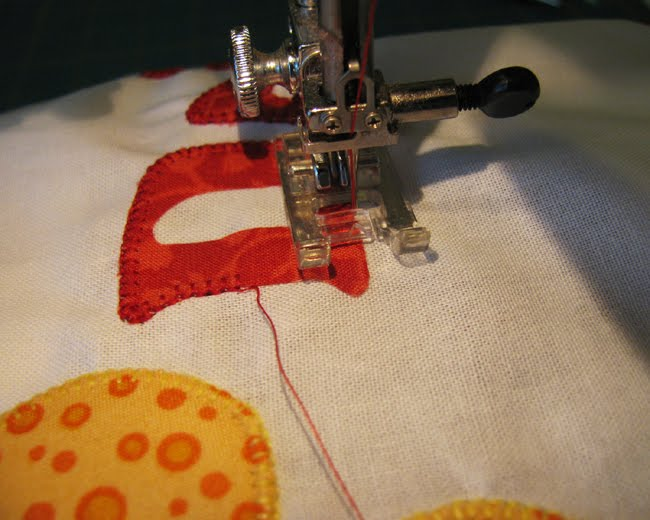 Blanket Stitch On Sewing Machine