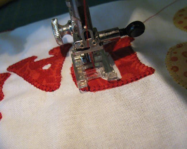 All Your Craft Needs Tutorial Machine Blanket Stitching Extraordinary Blanket Stitch On Sewing Machine