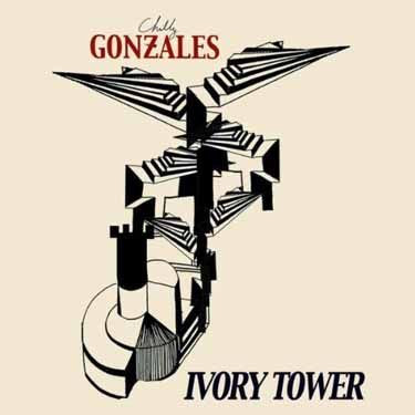 CHILLY GONZALES - IVORY TOWER. LINK EN COMENTARIOS !!! (GRAN, GRAN DISCO)