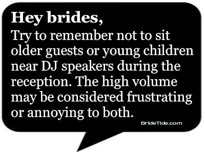 wedding tip 6