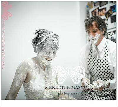The Wedding Cake Bride