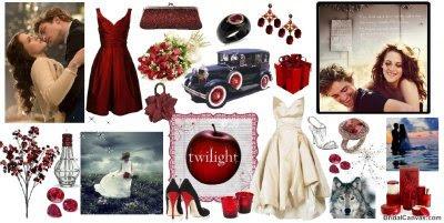 twilight theme wedding movie