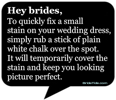 wedding tip 1 advice