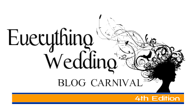 Everything Wedding Blog Carnival 4