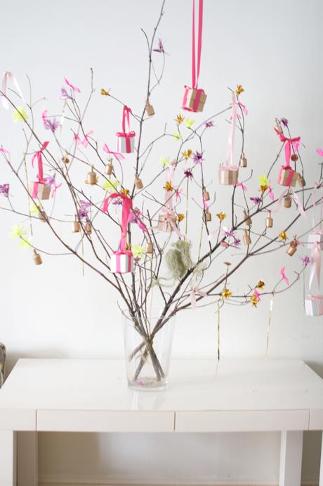 DIY} Wedding Favor Tree — Austin Wedding Blog