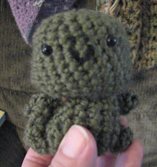 Tiny Turtle Amigurumi