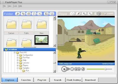 Portable Flash Player Plus 2.6
