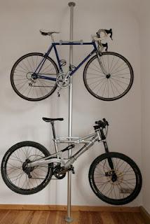 Стойка для крепления велосипедов