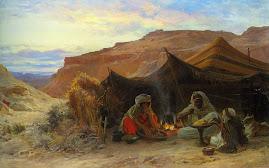 بدو الصحراء