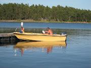 Skärgårdstur med vår båt...