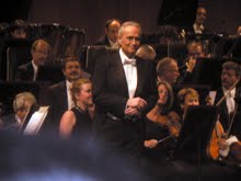 La Scala, 10.10.10: my sixth Carreras' concert