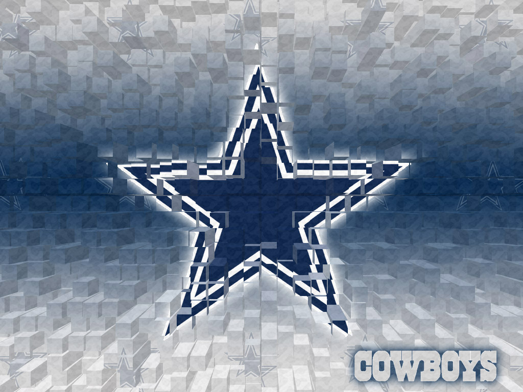 Dallas Cowboys wallpaper 3D