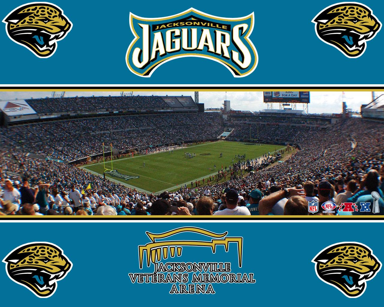 Jacksonville Jaguars Stadium Wallpaper