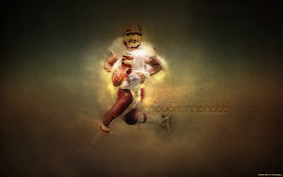 McNabb Donovan wallpaper, Redskins wallpaper