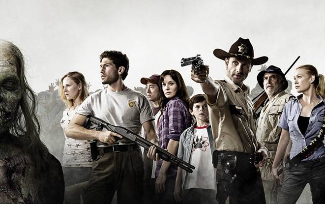 X�c S?ng - The Walking Dead