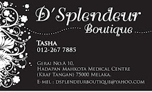D'splendeur Business Card