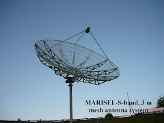 S-Band 3m Mesh Antenna