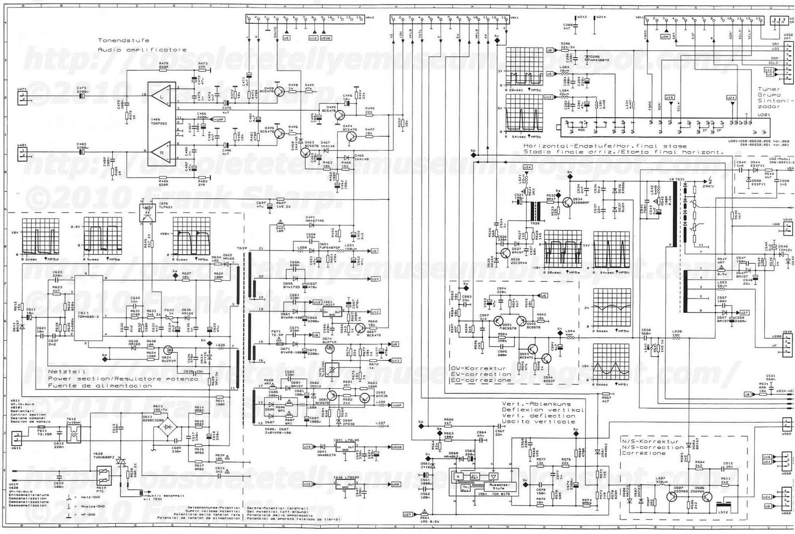 obsolete technology tellye    loewe planus 4272 e3001