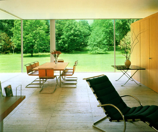 CKS Thoughts Chicago Architecture Series Farnsworth House