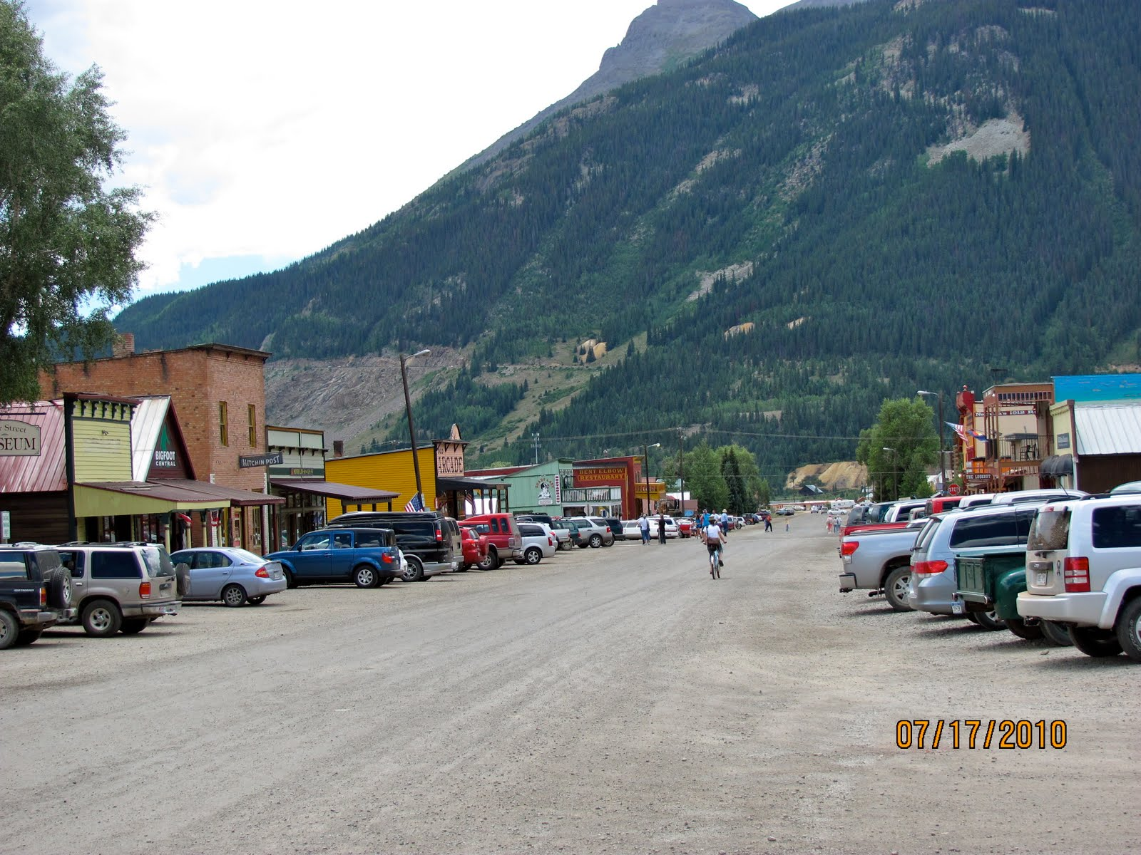 America by rv the million dollar highway and silverton for The silverton