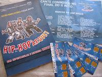 HIP HOP'arque!: Programa e bilhetes