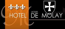 Interessante: Hotel Jacques DeMolay