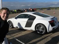 Trevor's Audi R8 - 2008