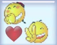 Contoh Emoticons