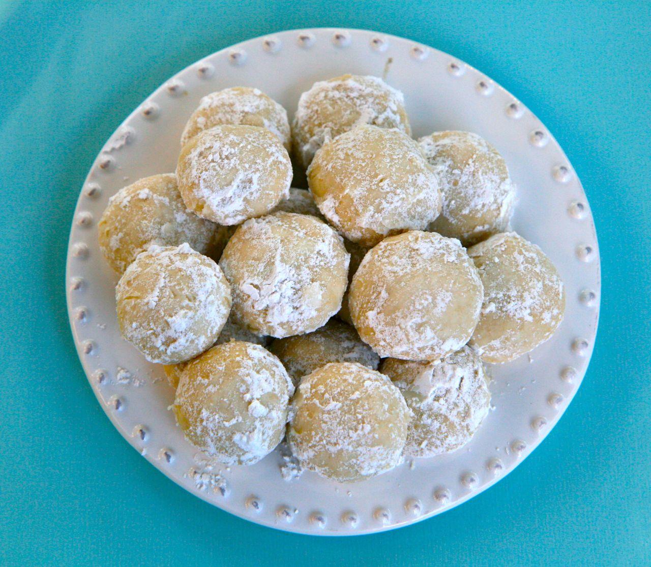 Italian cookie recipes italian wedding cookies