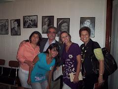 Noite de Poesia na Sociedade de Escritores Chilenos