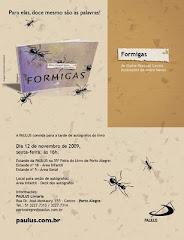 Formigas na Feira do Livro de Porto Alegre