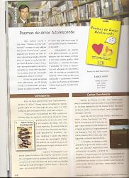 LITERATURA NA REVISTA ACONTECE