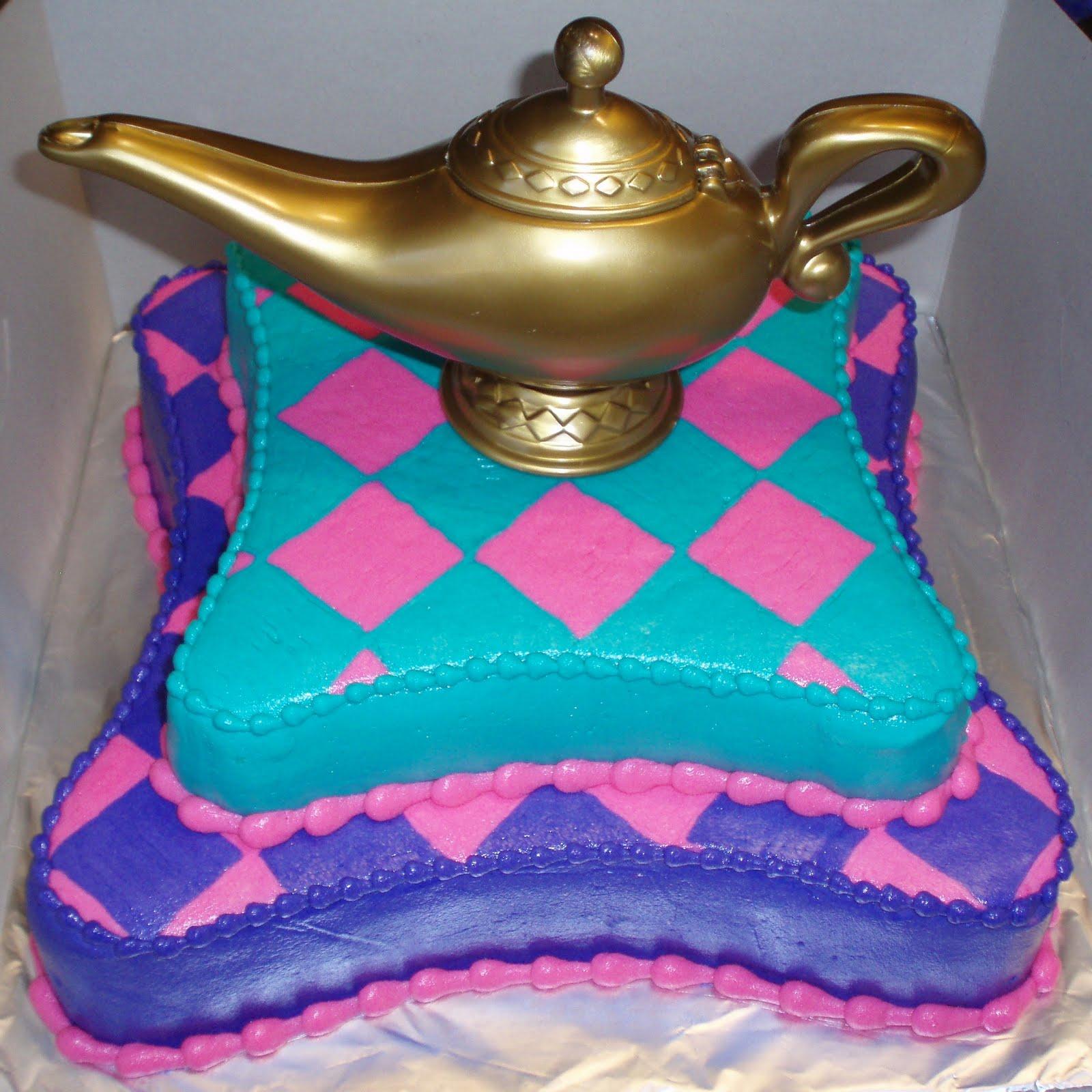 Arabian nights samantha 39 s sweet treats for Arabian cake decoration