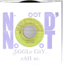 Jiggle City/Rah So 7""