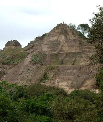 Descubren en Chiapas pirámide más grande que la del Sol de Teotihuacán. A03n1cul-1