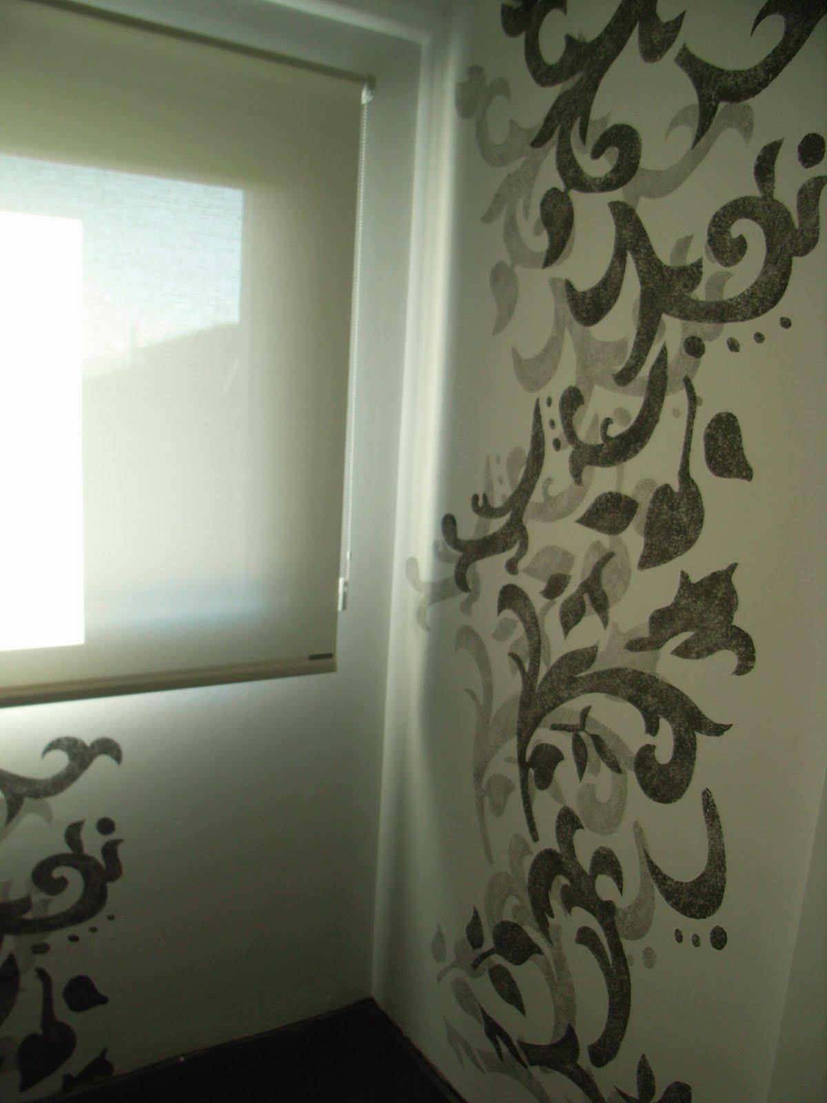 Grecas para decorar las paredes - Imagui