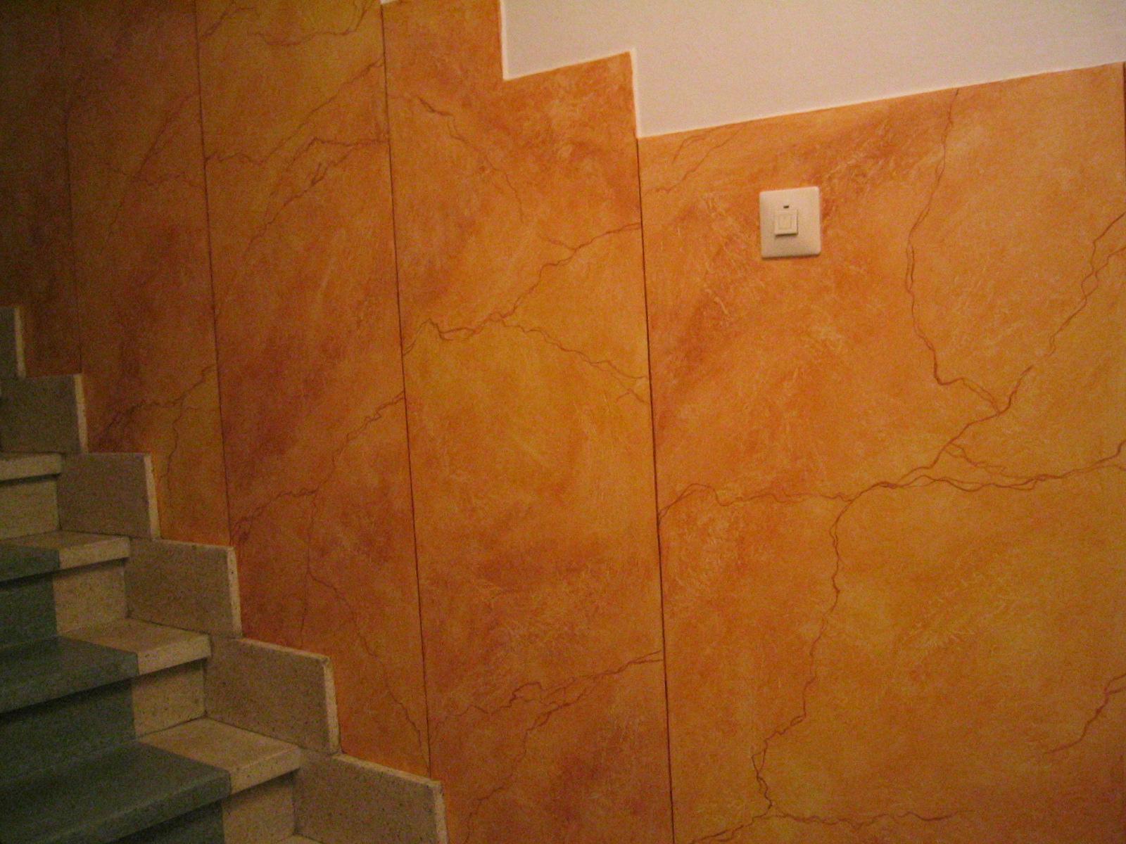 Mimoum blog pintura decorativa sobre escalera - Pintura decorativa para paredes ...