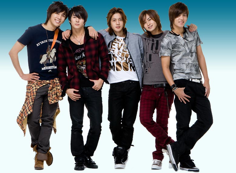 Азия - дорамы & k-pop Ss501mansae