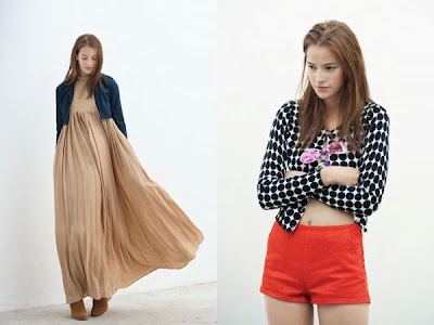ASOS Primavera 2011 Lookbook