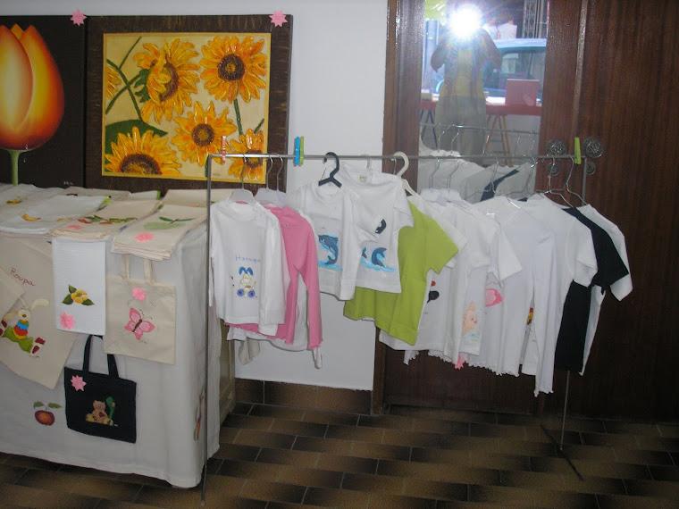 Mais uma foto da exposição