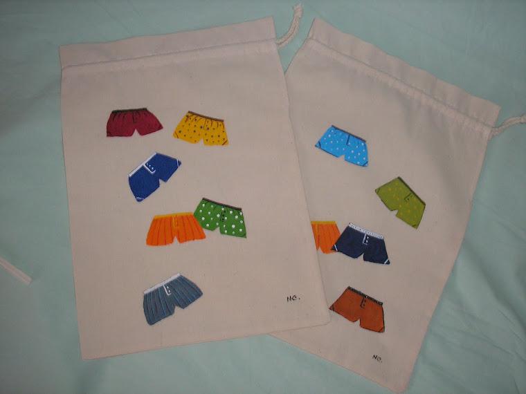 Sacos para boxers