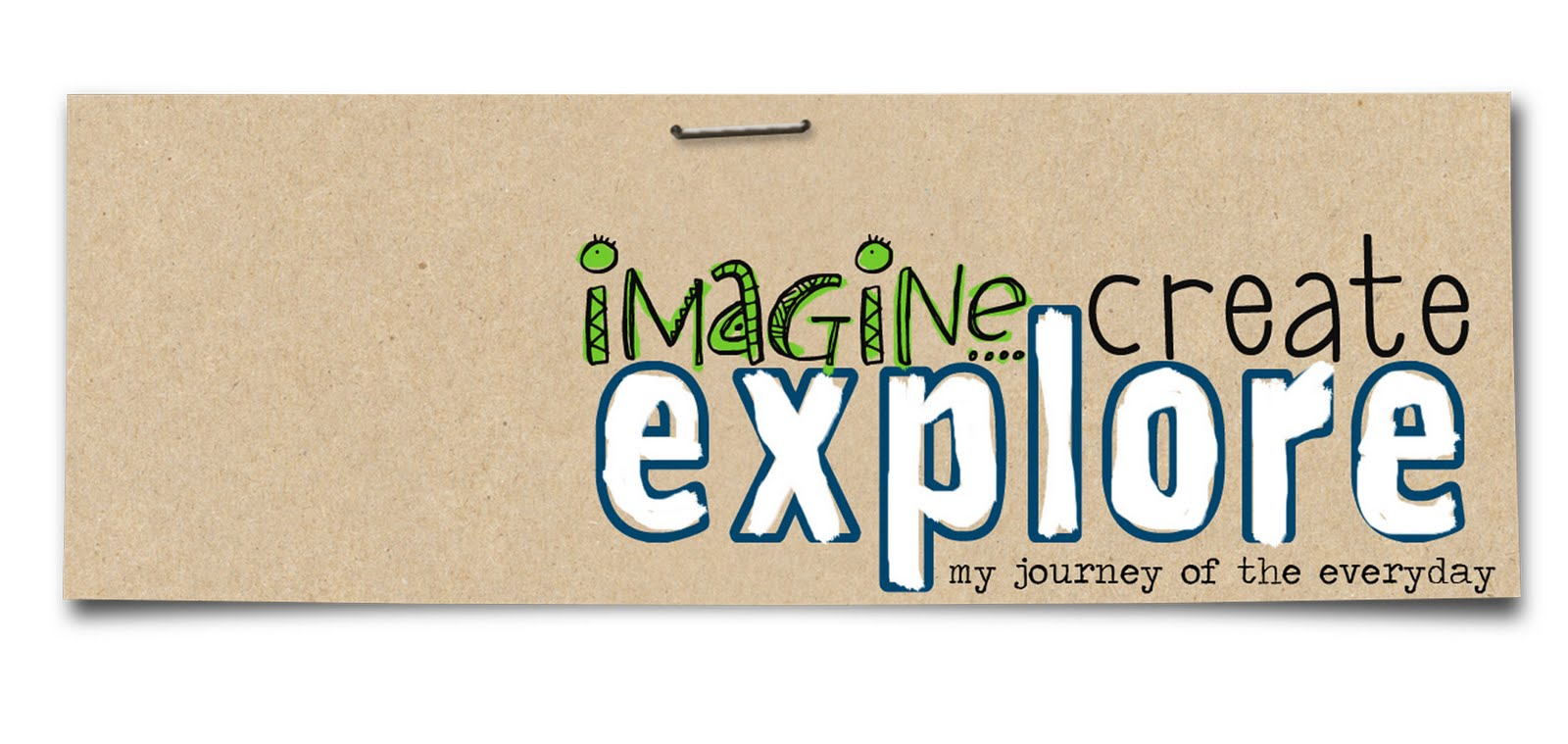 imagine create explore