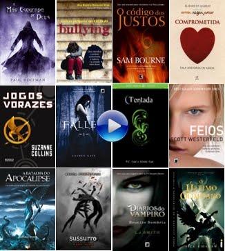 Book Trailers - Obras já disponíveis