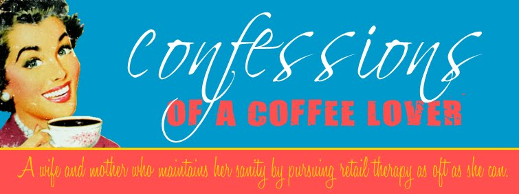 Confessions of a Coffee Lover