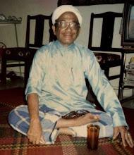 Almarhum Ustaz Hanafi Hj Ahmad
